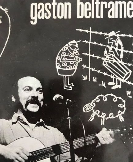 Gaston Beltrame, figure d'Ollioules